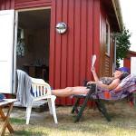# Campinghytte - siesta