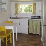 # Pavillon 1 - køkken