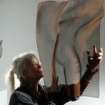 Kunstneren Vibeke Falk