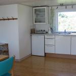# Lejlighed N - køkken