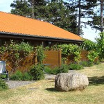 # Pavillon C - udefra